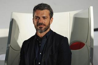 Luca Argentero presenta il docufilm su Leonardo Da Vinci e parla della sua Cristina Marino