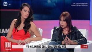 """Valentina Vignali contro gli haters: """"Stavo male e la gente mi offendeva, ma io ora denuncio"""""""
