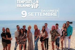 Temptation Island Vip 2019: si è conclusa la seconda edizione del viaggio nei sentimenti