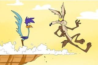 Willy il Coyote e Beep Beep festeggiano 70 anni, ma ancora non hanno smesso di rincorrersi