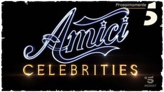Amici Celebrities seconda puntata, eliminati Joe Bastianich e Cristina Donadio