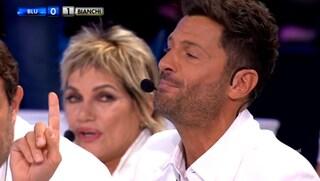 """Amici Celebrities, De Filippi contro Bisciglia: """"Hai accusato di malafede me e la produzione"""""""