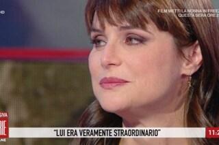 """Lorena Bianchetti commossa per il padre morto: """"Ci ha lasciati tre giorni dopo il mio matrimonio"""""""