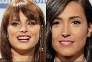 """""""Non conta solo la bellezza"""", tensione tra Lorena Bianchetti e Caterina Balivo a Miss Italia"""