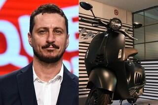 """Decreto anti-Vespa a Genova, la protesta di Luca Bizzarri: """"Accenderò il motore nel mio giardino"""""""