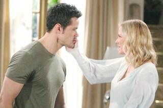 """Beautiful, anticipazioni americane: Thomas dà della """"putt***"""" a Brooke e lei gli dà uno schiaffo"""