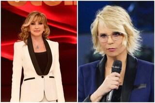 Milly Carlucci diffida Mediaset per plagio Amici Celebrities, l'azienda conferma ma lei smentisce