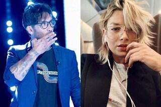 """Verissimo, Fabrizio Moro saluta Emma Marrone: """"È una lottatrice, non ho dubbi sul suo percorso"""""""