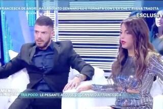 """Francesca De André fidanzata con Tambellini: """"Il tradimento? Giorgio sta querelando Fabrizia"""""""