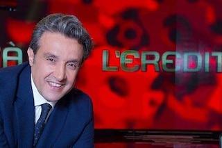 Torna L'Eredità con Flavio Insinna, tutte le novità del quiz pomeridiano di Rai1