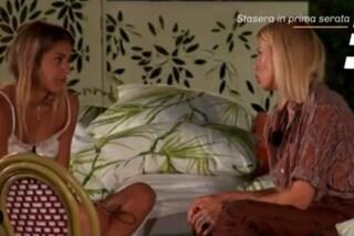 """Temptation Island Vip seconda puntata, Damiano riconquista Sharon. Marcuzzi: """"Er Faina è lei"""""""