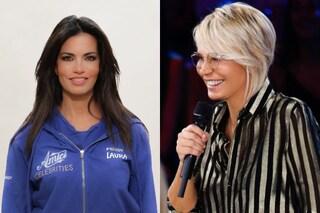 """Amici Celebrities, Laura Torrisi: """"Sto affrontando le mie paure. Maria De Filippi? È un cyborg"""""""