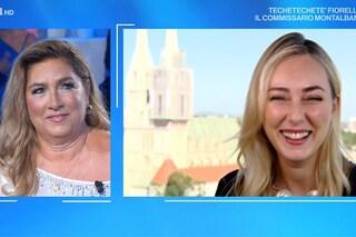"""Domenica In, Romina Power è no vax: """"Troppi vaccini"""", Cristel Carrisi: """"Mi fido del mio medico"""""""