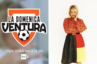 """Simona Ventura torna con """"La Domenica Ventura"""", il primo ospite è Massimo Ferrero"""