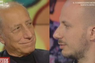 """Temptation Island Vip, Pippo Franco sul figlio Gabriele: """"Non amo la tv di oggi, ma non lo giudico"""""""
