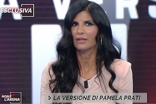 """Pamela Prati a """"Non è l'Arena"""", ecco le prime foto di Mark Caltagirone e le chat erotiche"""