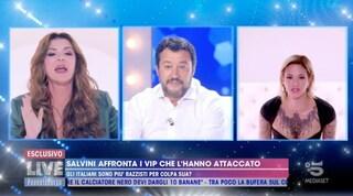 """""""Salvini Merda"""" e """"Ti schiaffeggio in pubblico"""": la resa dei conti con Asia Argento e Alba Parietti"""