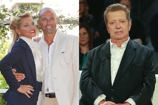 """Simona Ventura intervista Cecchi Gori: """"Parleremo di quando era presidente e giocava Bettarini"""""""