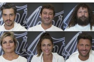 Amici Celebrities, i concorrenti vip della squadra Bianca