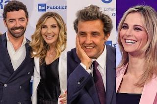 Salta La vita in diretta di Lorella Cuccarini e Alberto Matano, in onda Insinna e Francesca Fialdini