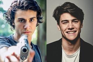 """Vittorio Magazzù, Leonardo in 'Rosy Abate 2': """"Sul set sono svenuto, ho pianto con Giulia Michelini"""""""