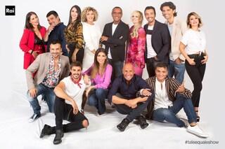 Tale e Quale Show in diretta, Davide De Marinis vince la quinta puntata: la classifica completa