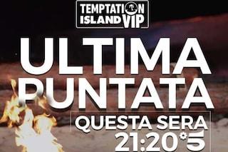 Temptation Island Vip ultima puntata: scoppiano solo Serena Enardu e Pago