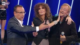 Agostino Penna e Sara Facciolini come Lucio Dalla e Loredana Bertè: i video delle esibizioni