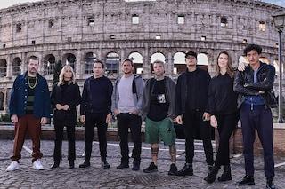 Come funziona Celebrity Hunted Italia e chi sono i concorrenti oltre Francesco Totti e Fedez
