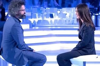 """Simone Cristicchi ricorda la vittoria a Sanremo: """"Ci fu un buco di 40 secondi perché svenni"""""""