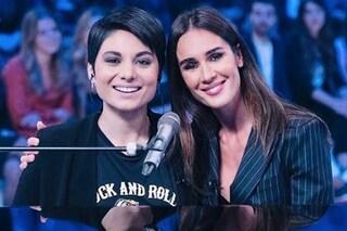 """Giordana Angi a Verissimo: """"Per me che scrivo canzoni, Sanremo è il palco più prestigioso""""."""