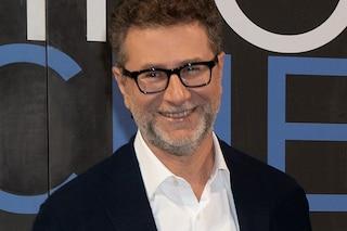 """Fabio Fazio al lavoro sul ritorno di """"Anima mia"""", per lui un'altra prima serata in Rai"""