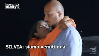 Temptation Island Vip: Gabriele Pippo e Silvia Tirado escono insieme