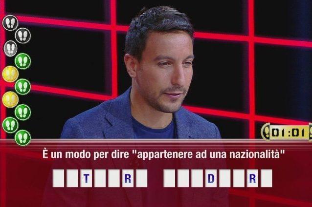 Caduta Libera: chi è Diego, il nuovo campione del quiz show