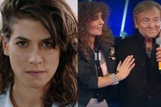 Testa a testa tra Rosy Abate e Tale e Quale Show, vince di poco la fiction con Giulia Michelini