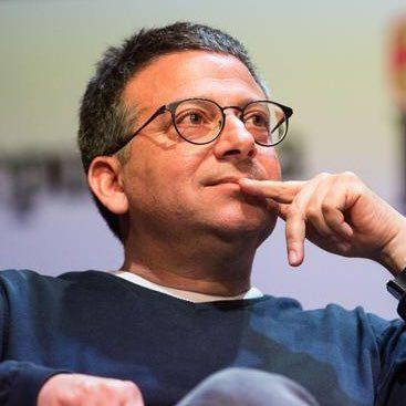 Andrea Salerno, direttore di La7