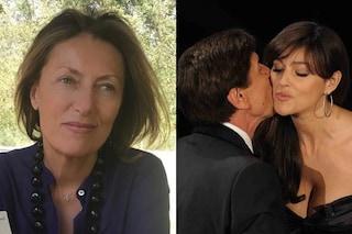 """Gianni Morandi: """"Sono pazzo di Monica Bellucci, mia moglie Anna Dan lo sa ed è gelosissima"""""""