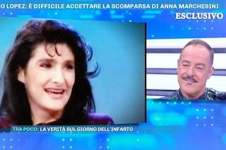 """Massimo Lopez ricorda Anna Marchesini: """"Perfezionista e rompiscatole, con lei un'amicizia sentita"""""""