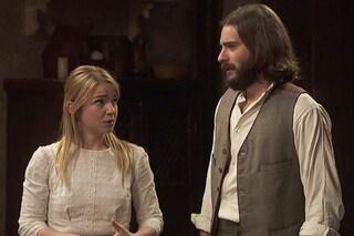 Il segreto, anticipazioni 6 - 12 ottobre: Isaac scopre l'inganno di Antolina, il matrimonio è finito