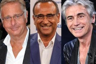 Adriano, grandi ospiti per lo show di Celentano: si parla di Paolo Bonolis,Carlo Conti e Ligabue