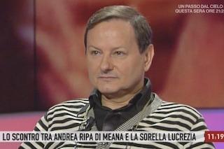 """Cardella, figlio adottivo di Marina Ripa di Meana: """"Quando stava male, Lucrezia era impegnata"""""""