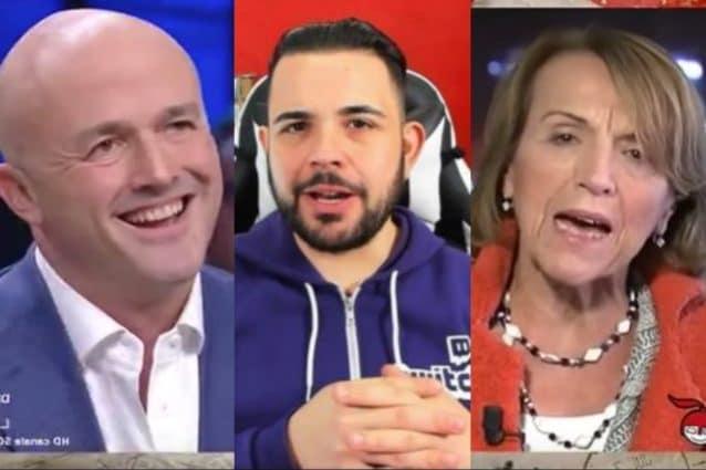 Chi è CiccioGamer, lo youtuber del dibattito Nuzzi-Fornero