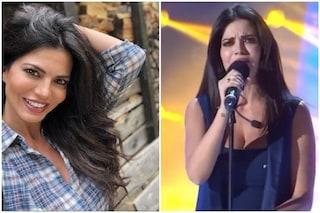 Laura Torrisi ad Amici Celebrities 2019