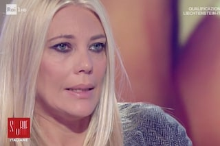 """Il dolore di Eleonora Daniele per la morte del fratello: """"Non la supero, era come un figlio per me"""""""