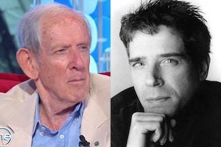 """Enzo Garinei e la morte del figlio Andrea Garinei: """"Se buttiamo via l'amore, tutto è finito"""""""