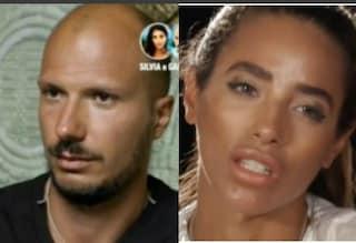 """Temptation Island Vip, Gabriele Pippo deluso da Silvia Maturani: """"Si deve vergognare"""""""