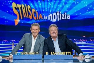 Enzo Iacchetti torna a Striscia La Notizia, al fianco di Ezio Greggio al posto di Michelle Hunziker