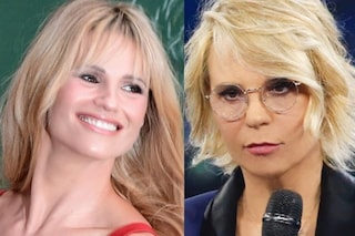 Amici Celebrities, perché Michelle Hunziker prende il posto di Maria De Filippi