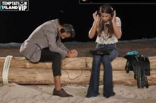 Temptation Island Vip: Pago e Serena Enardu vanno via separati