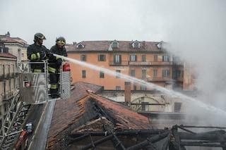 """Incendio alla Cavallerizza Reale di Torino, nessun danno all'Auditorium Rai: """"Struttura integra"""""""